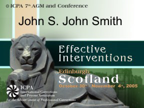 ICPA Scotland Conference design package