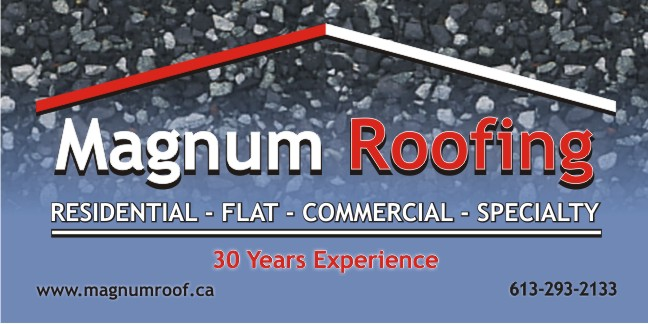 Magnum Roof Graphic brand package